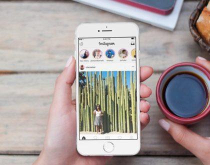 Rivivere un emozione con instagram adesso è possibile