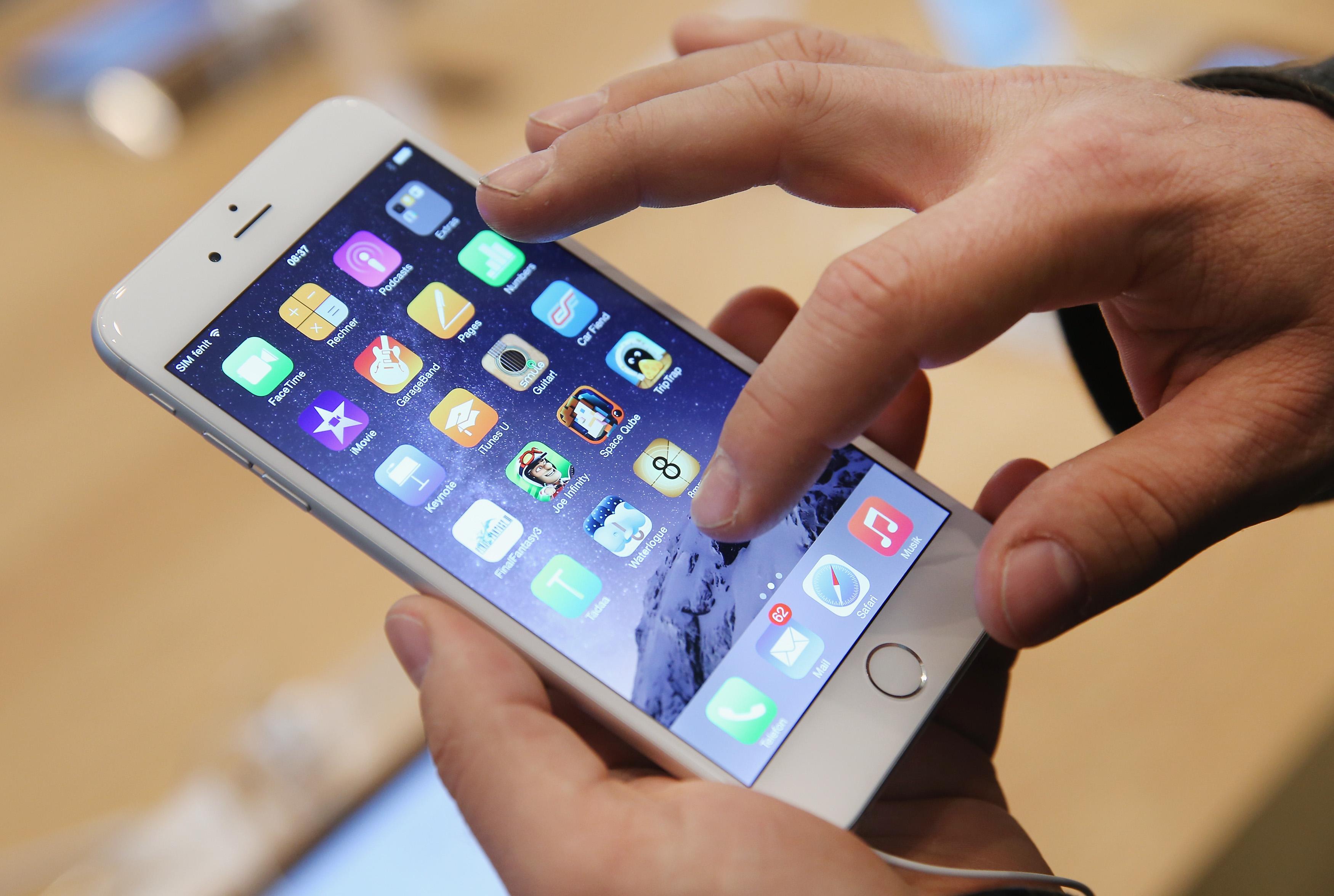 iPhone: panic command