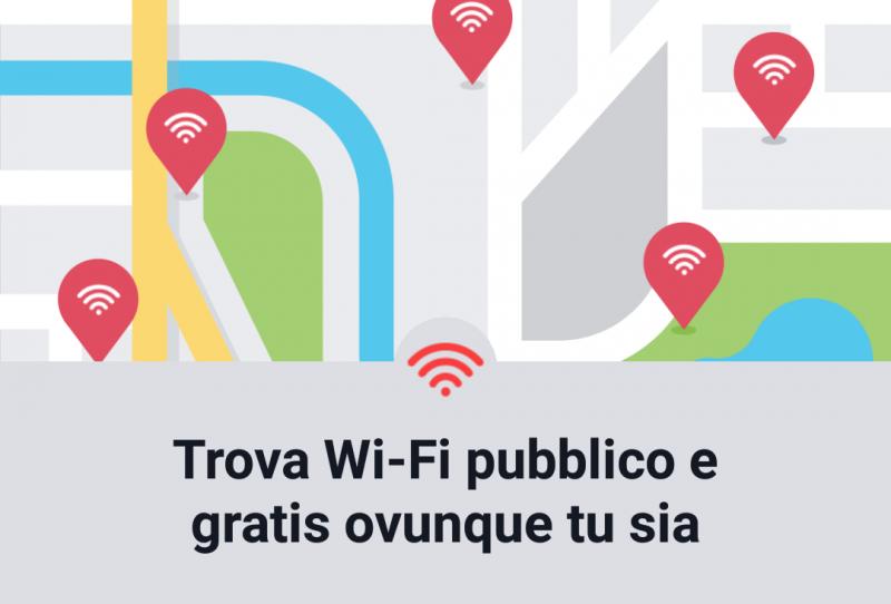 Facebook: Nuove funzioni wi-fi