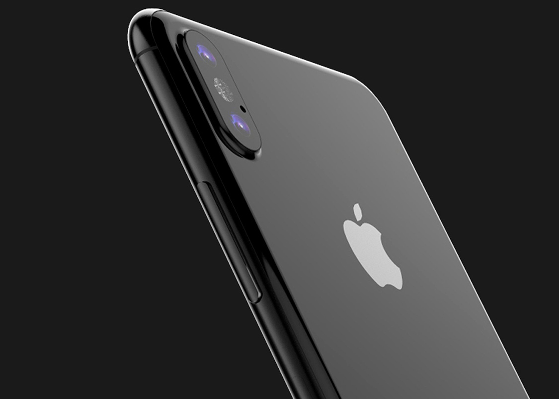 iPhone 8  il video sul web